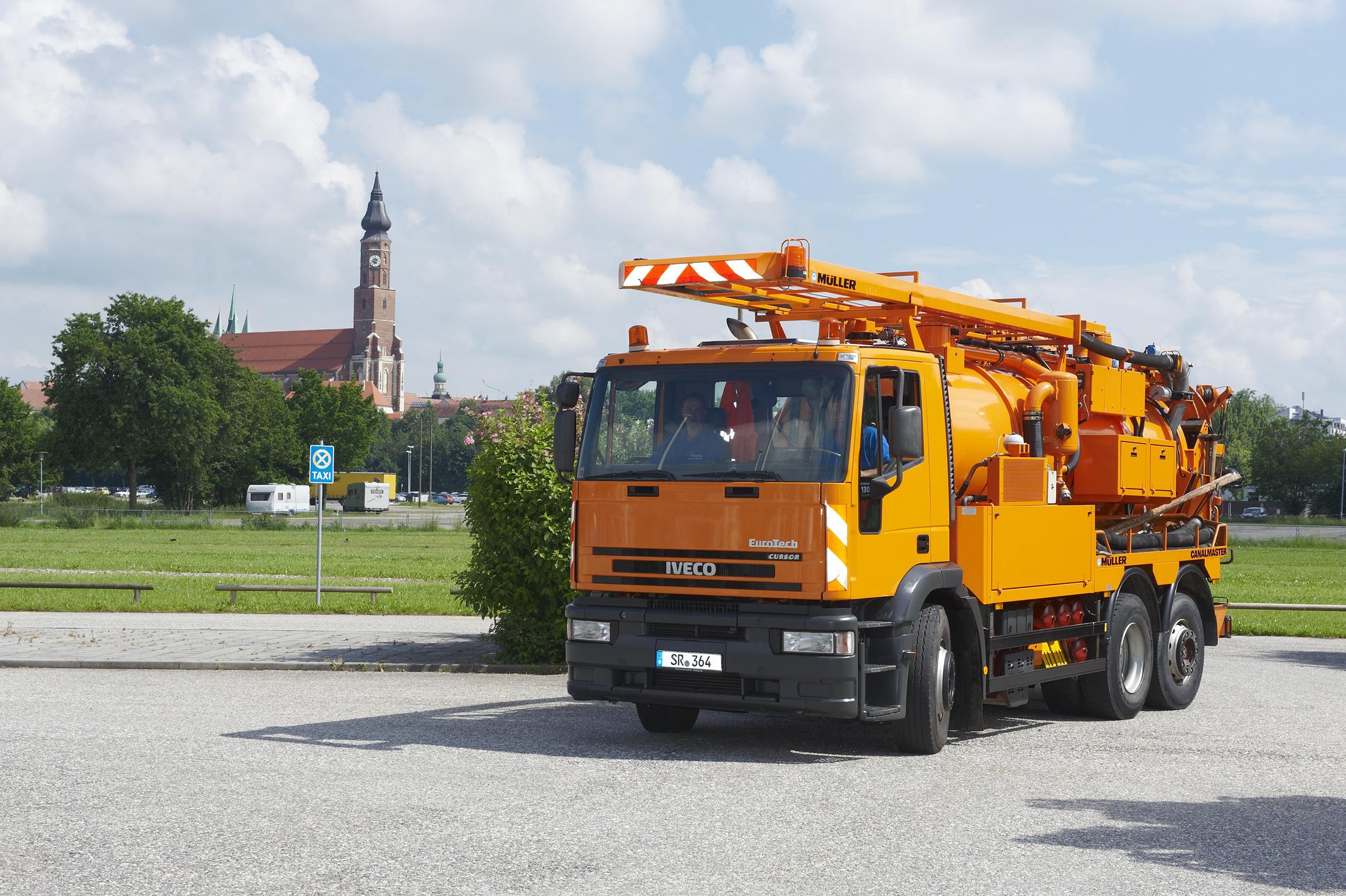 Pumpwagen SER